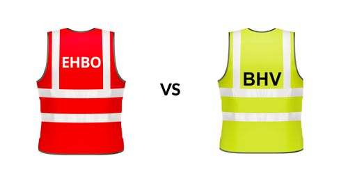 verschil tussen EHBO en BHV